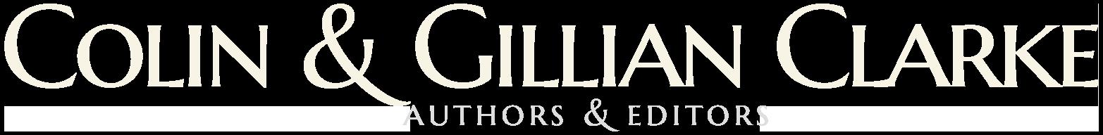 Colin & Gillian Clarke - authors, writers, author, writer, uk, Frederick Grice